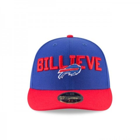 BUFFALO BILLS SPOTLIGHT LOW PROFILE 59FIFTY FITTED - Sale