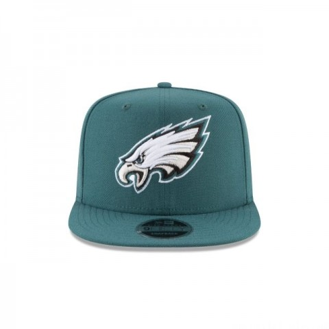 PHILADELPHIA EAGLES HIGH CROWN 9FIFTY SNAPBACK - Sale