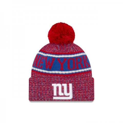 NEW YORK GIANTS REVERSED COLD WEATHER SPORT KNIT