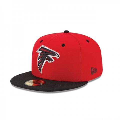 ATLANTA FALCONS 2TONE 59FIFTY FITTED