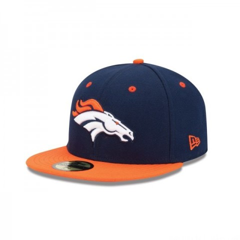 DENVER BRONCOS 2TONE 59FIFTY FITTED - Sale
