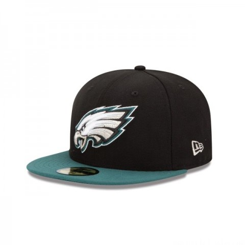PHILADELPHIA EAGLES 59FIFTY FITTED - Sale