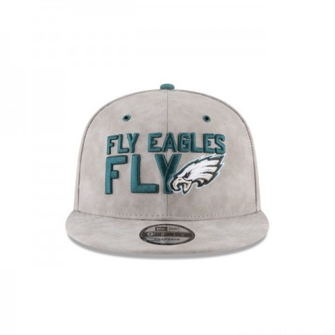 PHILADELPHIA EAGLES SPOTLIGHT PREMIUM 9FIFTY SNAPBACK - Sale