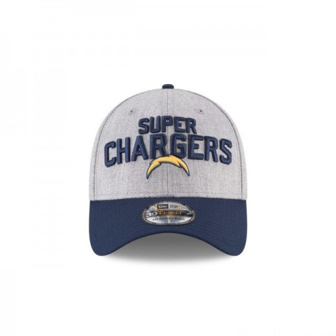 LOS ANGELES CHARGERS KIDS NFL DRAFT 39THIRTY STRETCH FIT - Sale