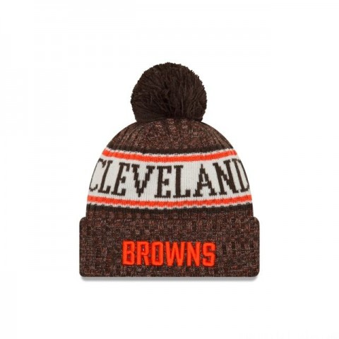 CLEVELAND BROWNS KIDS COLD WEATHER SPORT KNIT - Sale
