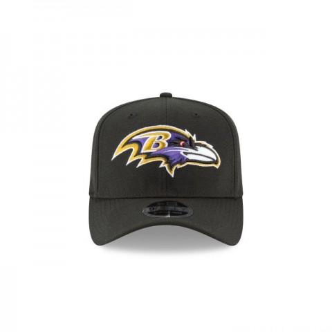 BALTIMORE RAVENS OTC STRETCH SNAP 9FIFTY SNAPBACK