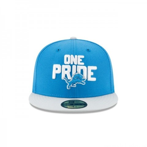 DETROIT LIONS SPOTLIGHT 59FIFTY FITTED - Sale