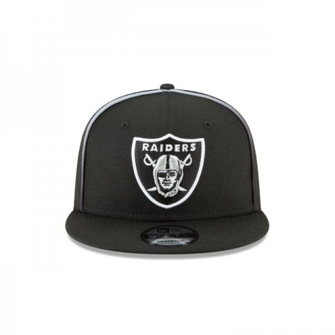 OAKLAND RAIDERS HIDDEN HUE 9FIFTY SNAPBACK - Sale