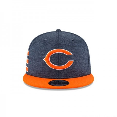 CHICAGO BEARS OFFICIAL SIDELINE HOME 9FIFTY SNAPBACK