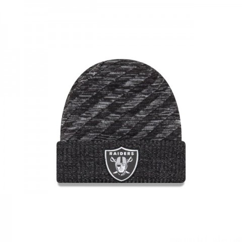 OAKLAND RAIDERS KIDS COLD WEATHER TOUCHDOWN KNIT