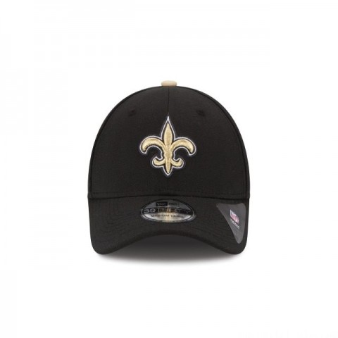 NEW ORLEANS SAINTS TEAM CLASSIC 39THIRTY STRETCH FIT