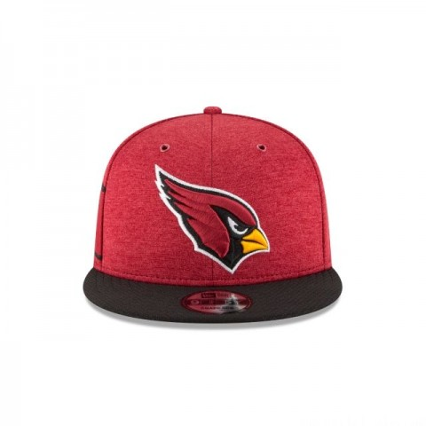 ARIZONA CARDINALS OFFICIAL SIDELINE HOME KIDS 9FIFTY SNAPBACK