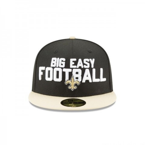 NEW ORLEANS SAINTS SPOTLIGHT 59FIFTY FITTED