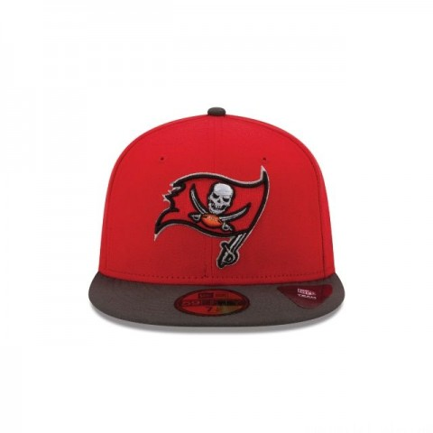 TAMPA BAY BUCCANEERS 2TONE 59FIFTY FITTED - Sale