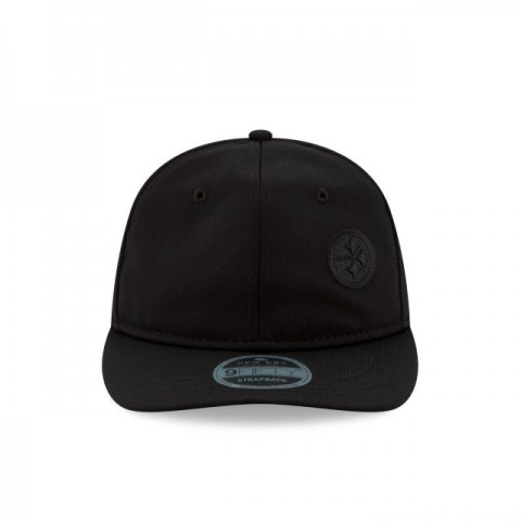 PITTSBURGH STEELERS FLAWLESS RETRO CROWN 9FIFTY STRAPBACK - Sale
