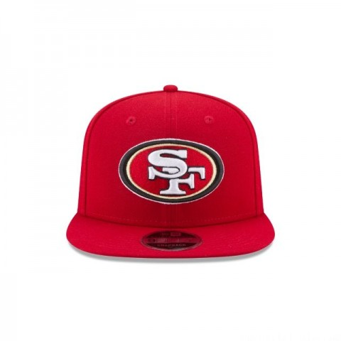 JOE MONTANA 49ERS STAT SIDE 9FIFTY SNAPBACK