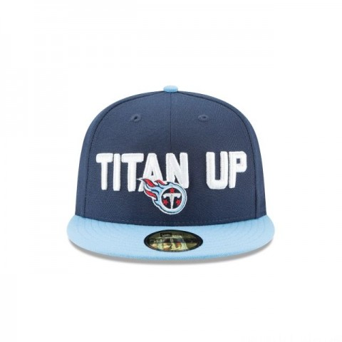TENNESSEE TITANS SPOTLIGHT 59FIFTY FITTED