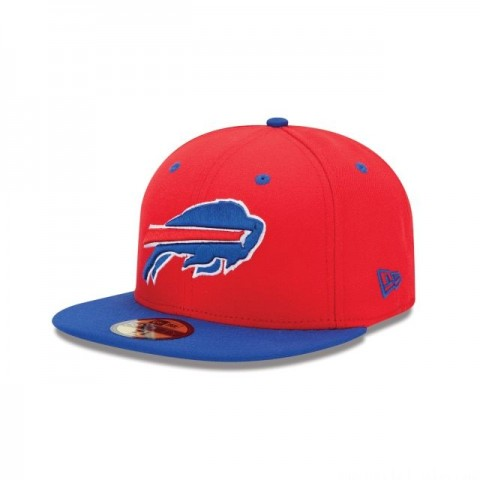 BUFFALO BILLS 2TONE 59FIFTY FITTED - Sale