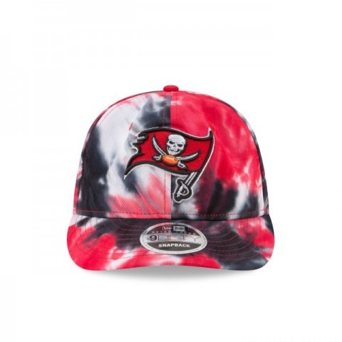 TAMPA BAY BUCCANEERS MARBLED RETRO CROWN 9FIFTY SNAPBACK - Sale