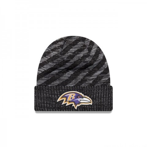 BALTIMORE RAVENS COLD WEATHER TOUCHDOWN KNIT