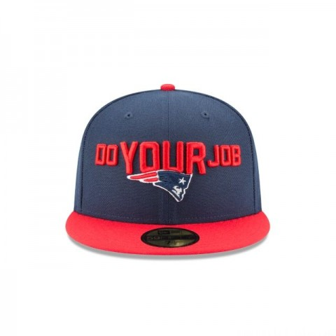 NEW ENGLAND PATRIOTS SPOTLIGHT 59FIFTY FITTED - Sale