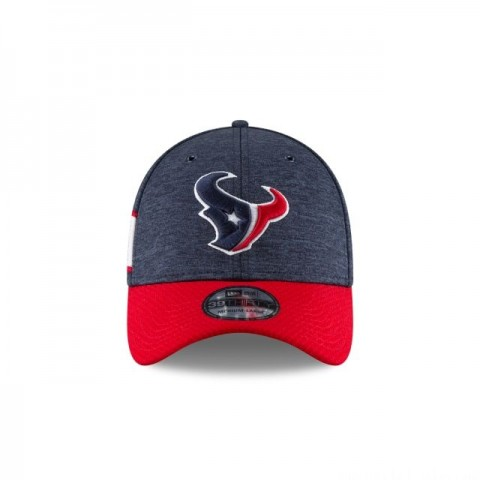 HOUSTON TEXANS OFFICIAL SIDELINE HOME KIDS 39THIRTY STRETCH FIT