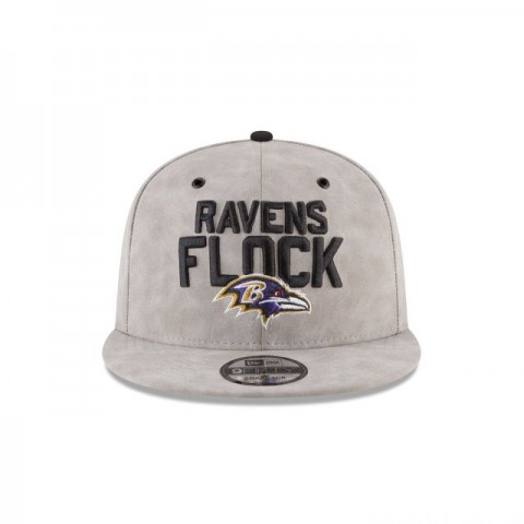 BALTIMORE RAVENS SPOTLIGHT PREMIUM 9FIFTY SNAPBACK