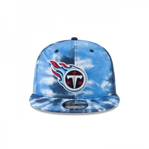 TENNESSEE TITANS MARBLED  9FIFTY SNAPBACK