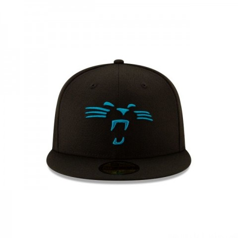 CAROLINA PANTHERS NFL LOGO ELEMENTS 59FIFTY FITTED