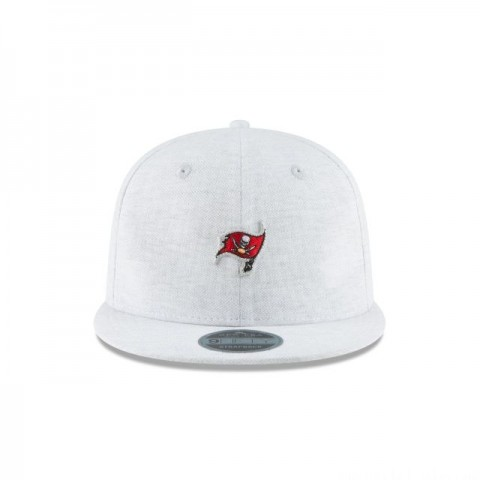 TAMPA BAY BUCCANEERS MICRO STITCH 9FIFTY SNAPBACK