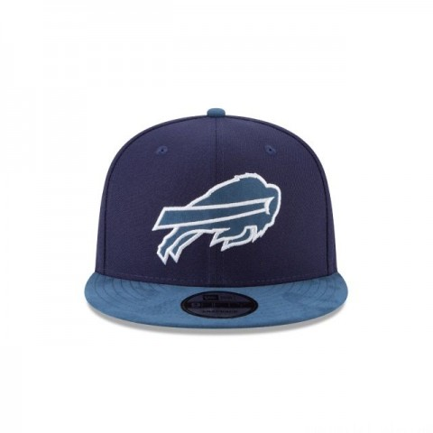 BUFFALO BILLS TONAL CHOICE NAVY 9FIFTY SNAPBACK - Sale