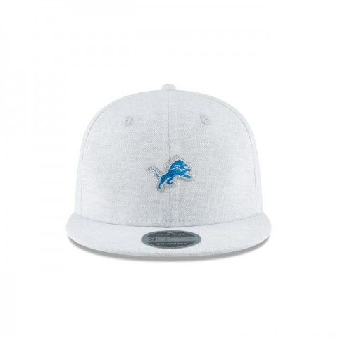 DETROIT LIONS MICRO STITCH 9FIFTY SNAPBACK - Sale
