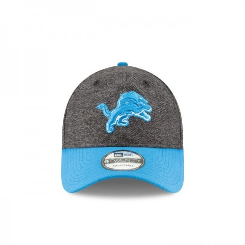DETROIT LIONS TWEED TURN 9TWENTY ADJUSTABLE - Sale