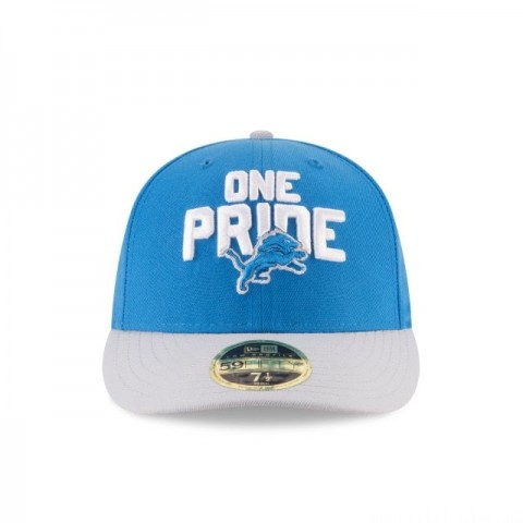 DETROIT LIONS SPOTLIGHT LOW PROFILE 59FIFTY FITTED - Sale