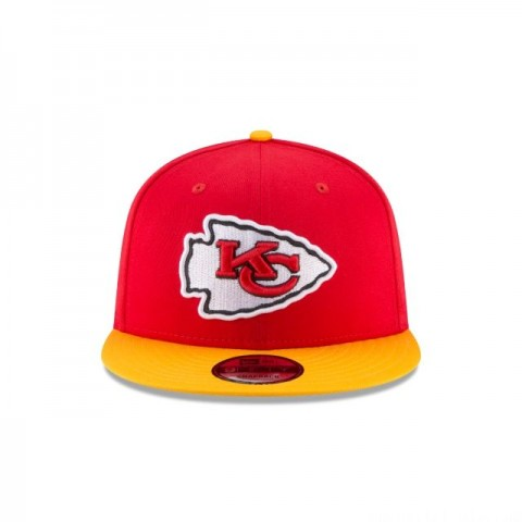 KANSAS CITY CHIEFS NFL BAYCIK 9FIFTY SNAPBACK