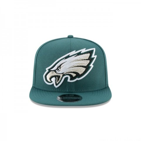 PHILADELPHIA EAGLES MESH MIX 9FIFTY ORIGINAL FIT SNAPBACK - Sale