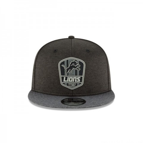 DETROIT LIONS NFL SIDELINE ROAD 9FIFTY SNAPBACK - Sale