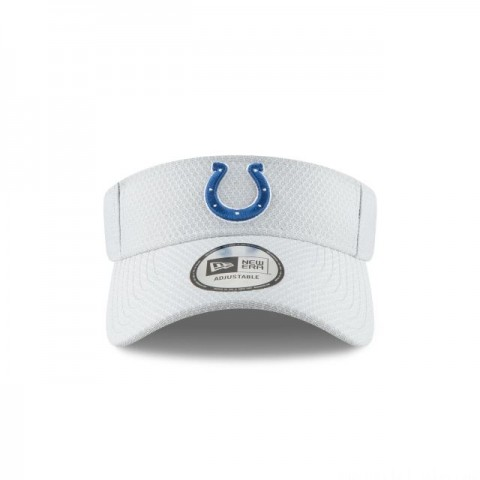 Black Friday Sale INDIANAPOLIS COLTS NFL TRAINING VISOR