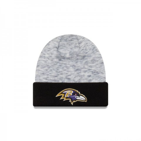 BALTIMORE RAVENS CHILLER TONE KNIT