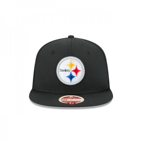 PITTSBURGH STEELERS CLASSIC WOOL 59FIFTY FITTED - Sale