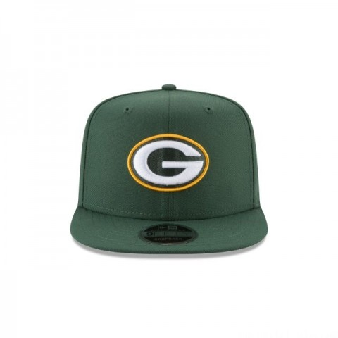 GREEN BAY PACKERS HIGH CROWN 9FIFTY SNAPBACK - Sale