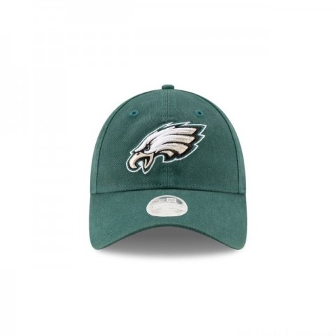 PHILADELPHIA EAGLES WOMENS CORE CLASSIC 9TWENTY ADJUSTABLE - Sale